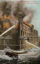 City Hall Fire